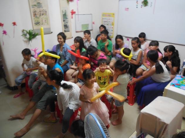 jinghong daniel kids